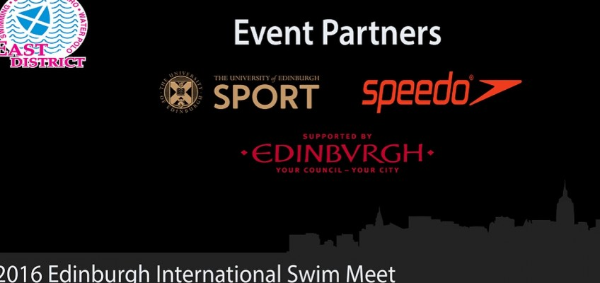 Stars line up at 2016 Edinburgh International Swim Meet